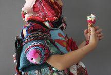 tricot d'art createur