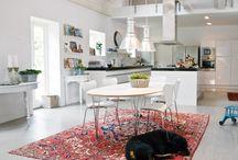 Kök och rum