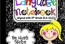 Language Arts / by Courtenay Johnson