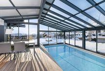 Couverture piscine pour un usage toute l'année