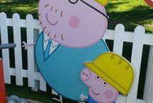 Il mondo di Peppa Pig / by Leolandia