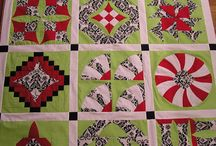 Quilting - quick curve / Sew kind of wonderful