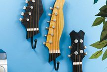 Recycled Music Instruments