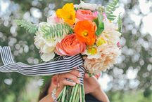 wedding bouquet / by Emily Zwerner