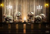 Decoração de casamento com luzinhas / Luzinhas deixam qualquer casamento cheio de charme, e essa pasta traz inspirações de casamentos com luzinhas, sejam elas grandes, pequenas ou médias!