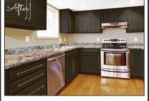 DIY Kitchen Tips and Remodeling Ideas / Diy kitchen decor, storage, remodeling and cabinets ideas