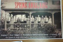Spring Awakening (Summer 2014; College Intensive)