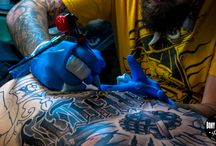 Client - Bony Marony's Tattoo Broadbeach / Shooting images for Tattoo Shops is always rewarding especially seeing the Artists are usually followed by thousands on Social Media and they love my images.