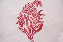 block print / by Broarne - decor for happy homes