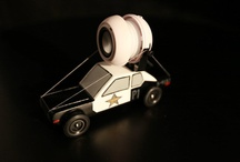 Pinewood Derby 2012 / by Abstrakt Marketing Group