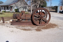 Old iron  / by Becky Huling