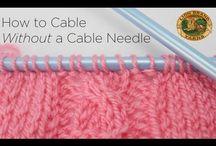 Knit Crochet Tips