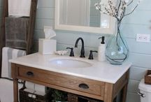 Lake House Powder Room
