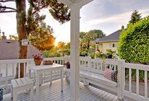 Perfect porch