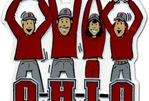 Buckeye Nation / Show some love for THE Ohio State University Buckeyes! / by Linda Paul
