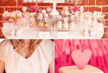 Dessert Tables / by Swee San (The Sweet Spot)