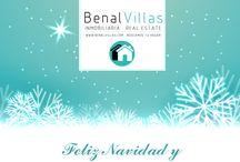 Feliz Navidad / Os deseamos #FelizNavidad