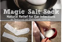 Ears / Remedy for ear infections