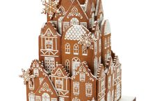 Gingerbread Masterpieces