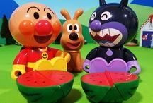 アンパンマンおもちゃアニメ❤2015年7月 人気動画ランキングだよ! Anpanman Toys Animation