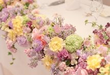 多幸感 wedding flower - happy, cute, colourful / ウェディングの花 多幸感、キュート、カラフル