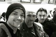 The Script / Danny, Mark and Glen <3