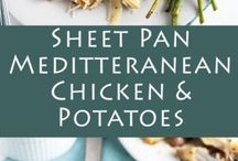 Recipes | Sheet Pan Suppers