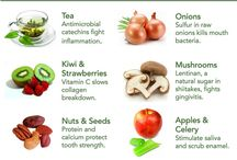 Teeth Healthy Diet / Your diet can affect your oral health. Browse this board to learn what you need to eat - and avoid eating - to ensure a healthy mouth.