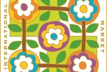 Quilt Market 2015 / Fun, fabric, thread and art all can be found during International Quilt Market!