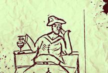 Francesco / I miei disegni