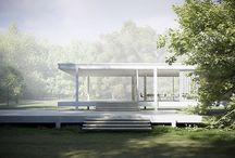 Mies van der Rohe / The architecture of Mies van der Rohe