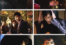 Magnus Bane & Godfrey Gao