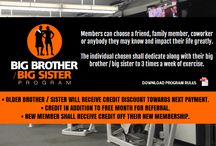 Clubfit 247  / ClubFit247 is the premier fitness center in Jericho, offering great amenities in a smaller, cleaner and more friendly package than many other gyms. / by Club Fit Nation