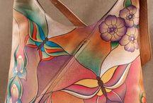 Malowane torby