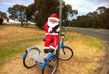Merry Christmas / Christmas time Down Under style!