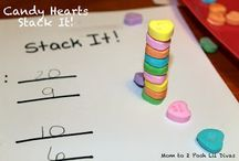 Valentine STEAM / STEM-science, technology, engineering, and math activities that for with a Valentine's Day theme