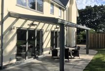 Glass Verandas / Glass Verandas fitted to domestic and commercial properties