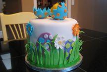 Cakes / by Stephanie Riffitt