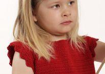 HaakPatronen kinderen / Haakpatronen voor kinderkleding
