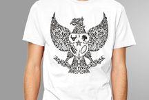 100% Indonesia Shirt / Aku Cinta INDONESIA