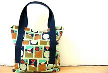 Sewing - Bags / by Annabel