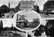 Vintage Postcards / Here we feature a selection of nostalgic, composite photo postcards of local British towns and villages of the past.  #postcards #francisfrith #thefrancisfrithcollection #vintage