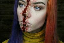 Sfx Make-up artists