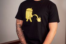 Android Heren T-Shirts
