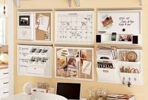 Schreibtisch Bereiche