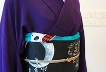 obi/kumihimo/kanzashi/kimono / by Hula