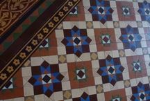 Artistic tiles and floors all over the world