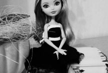 Moja modelka ^^