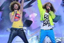 LMFAO my life (Redfoo & Skyblu) ♥♥ / I'm party rocker forever ever! my favorites persons, I love my sexy dudes, LMFAO ♥♥♥♥♥