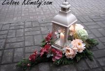 ikebany na hrob